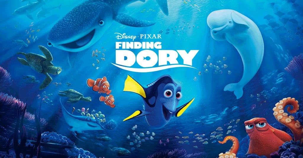 Filme À Procura Dory