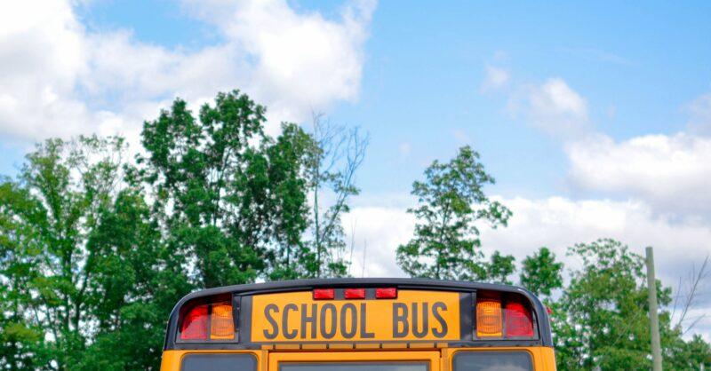 O transporte escola