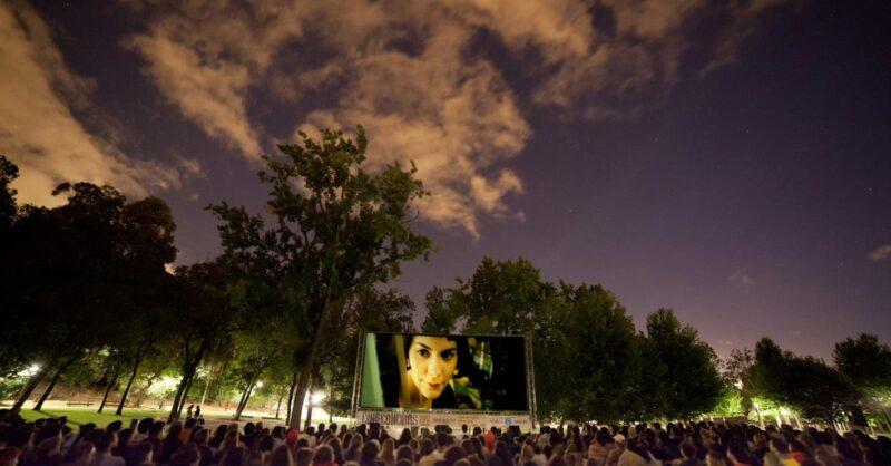 Cinema ao Ar Livre: reunimos os melhores do País!