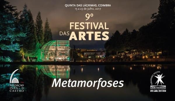 9 edição Festival das Artes