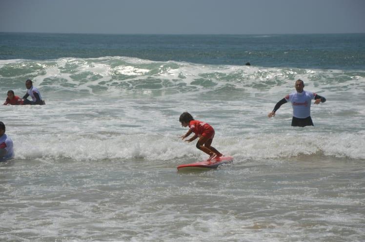O desporto é uma das coisas mais importantes na vida de uma criança 3