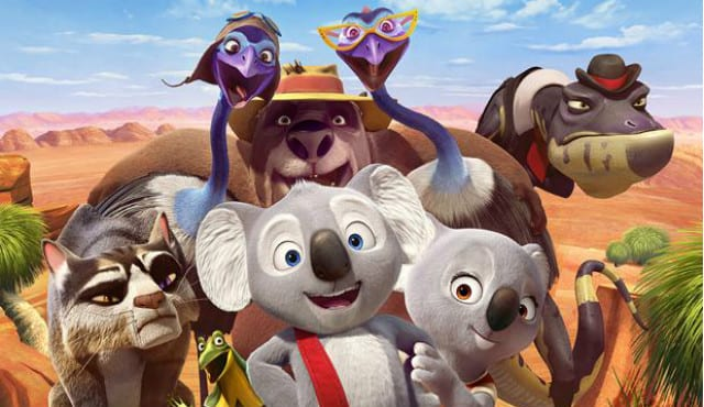 Filme Blinky Bill