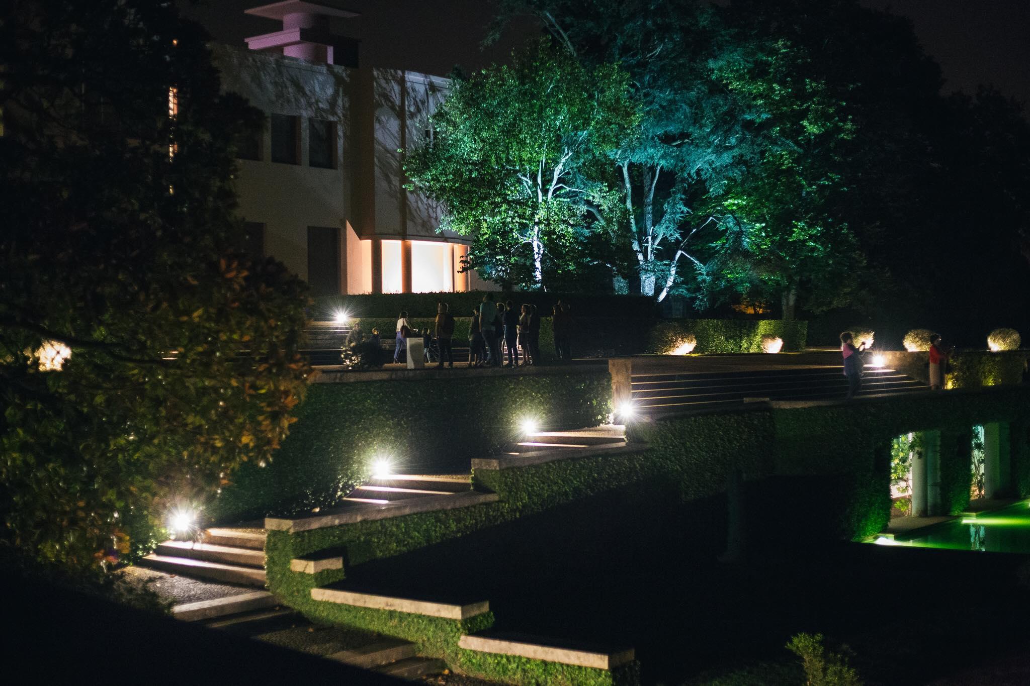 Há Luz no Parque - Serralves.
