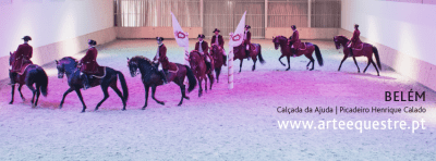 Apresentações da Escola Portuguesa de Arte Equestre