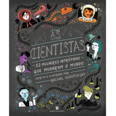 as cientistas - 52 mulheres