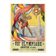 jogos olimpicos 1920 em antuérpia