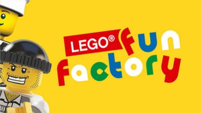 Maior LEGO® Fun Factory abriu em Matosinhos