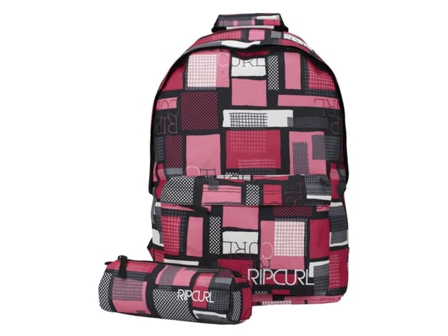 mochila tons rosa sport zone
