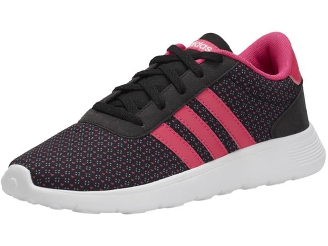 tenis cor de rosa adidas
