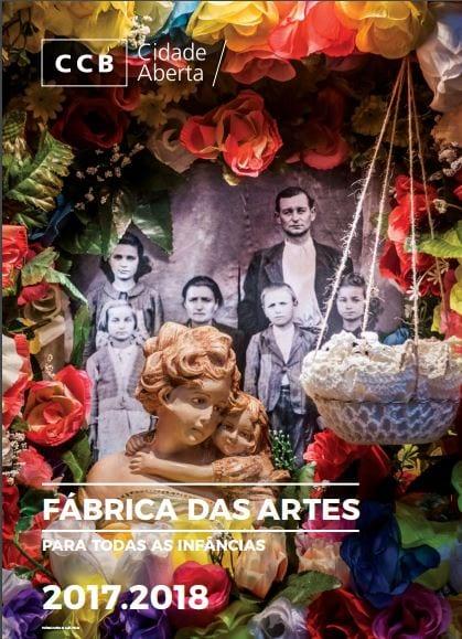 Atividades Fabrica das Artes CCB 2017/2018