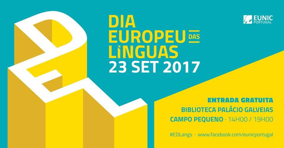 Dia Europeu das Línguas 2017