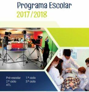 Programa Educativo 2017-2018 para Escolas da KidZania