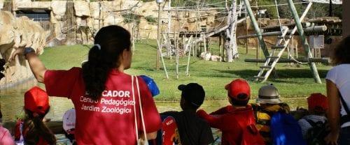 Programa Educativo para Escolas 2017-2018 do Jardim Zoológico de Lisboa