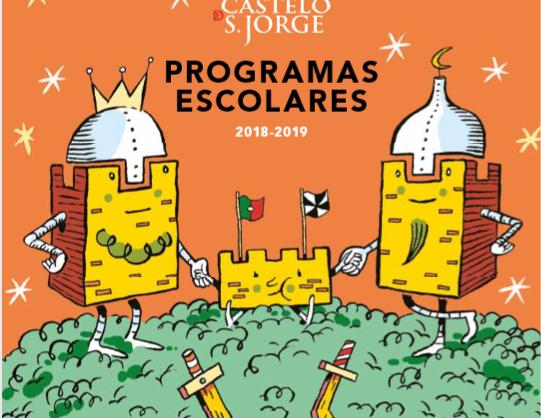 Programa Educativo Castelo de São Jorge 2018-2019