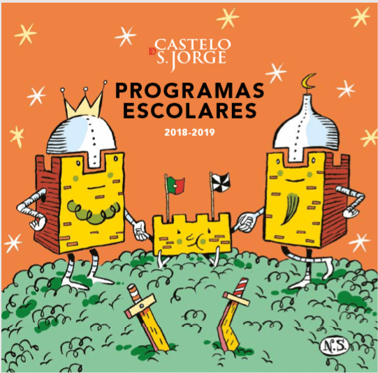 Programa Educativo Castelo de São Jorge 2018/2019