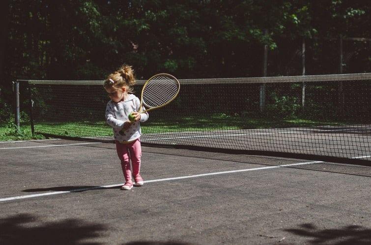 atividades extracurriculares ténis