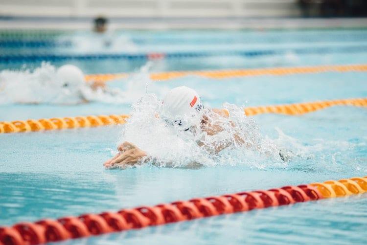 extra curriculares natação