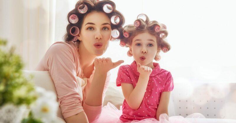 Os 5 hábitos (e um extra!) de mães muito felizes