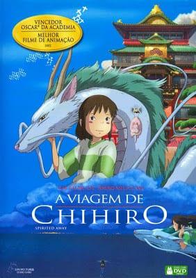A Viagem de Chihiro filme