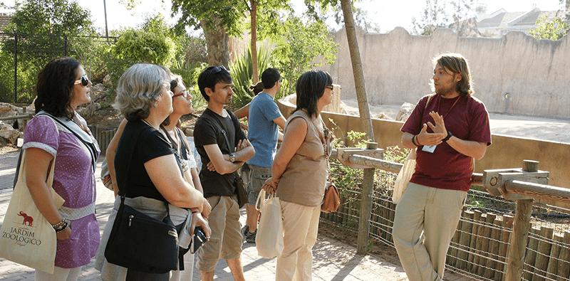 Dia aberto ao Professor no Jardim Zoológico de Lisboa