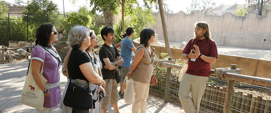 Dia do Professor Jardim Zoológico
