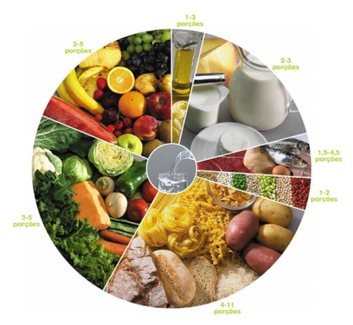 Roda dos Alimentos Portuguesa