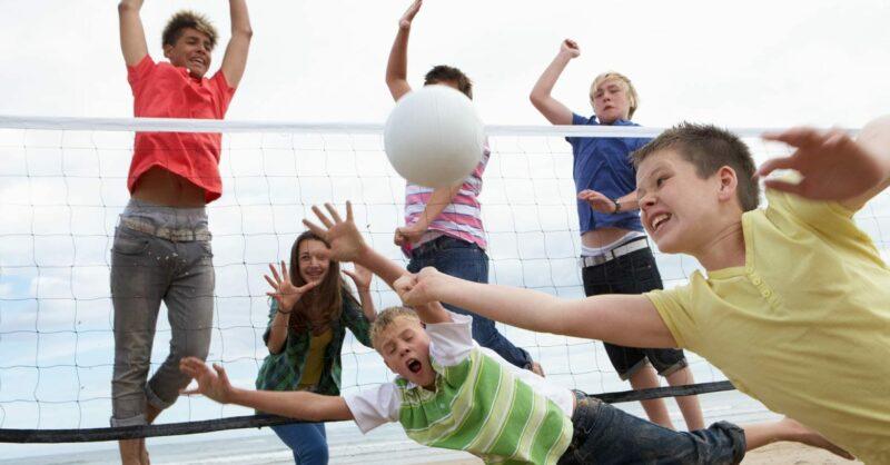 As melhores escolas de desporto para crianças