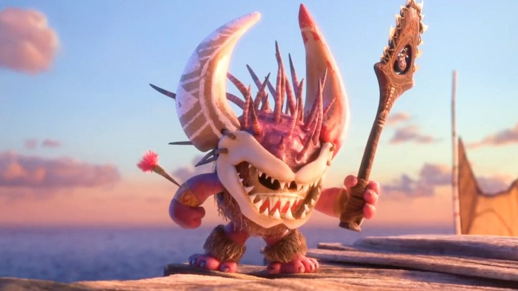 Kakamora personagens do filme Vaiana