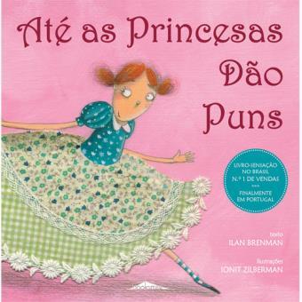 Livro Até as Princesas dão Puns