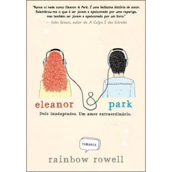 Livro Eleonor & Park.
