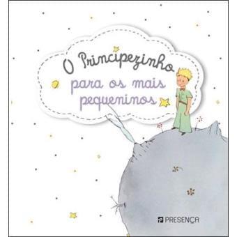 Livro O Principezinho Para os mais Pequeninos