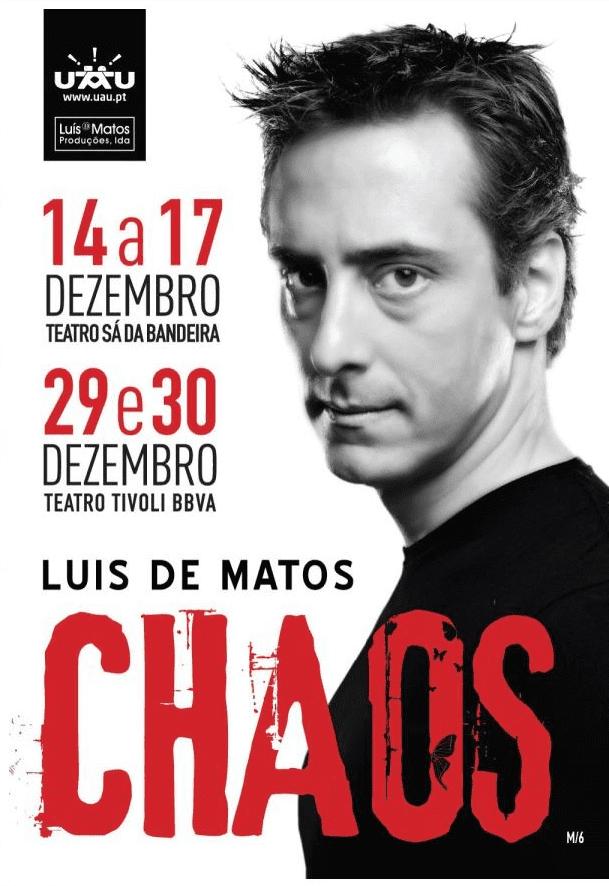 Luis de Matos CHAOS