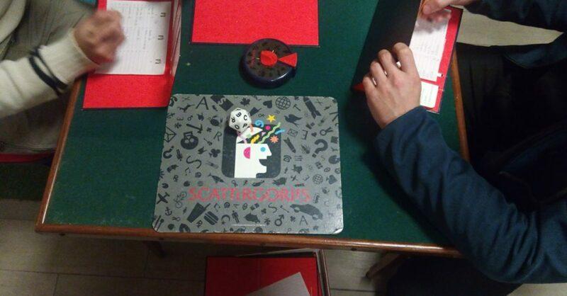 Encontro Mensal de Jogos de Tabuleiro