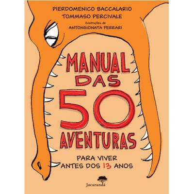 manual das 50 aventuras