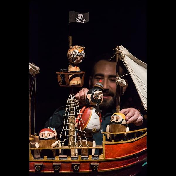 Nunca  - Teatro de Marionetas