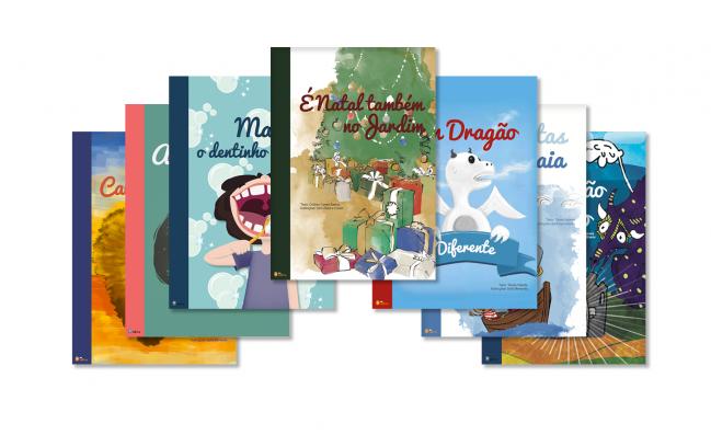 Passatempo - Livros personalizados Story TellMe