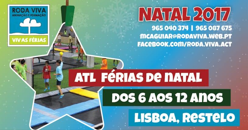 ATL Férias de Natal Roda Viva