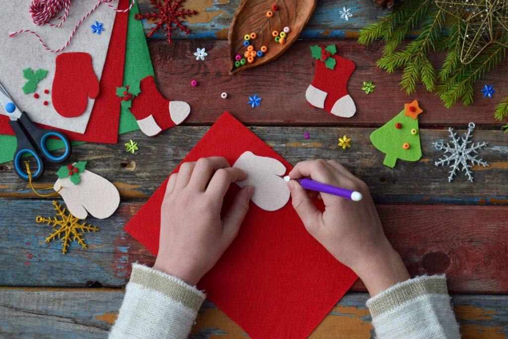 atividades criativas de natal