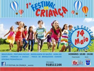 1º Festival Criança Castêlo Maia