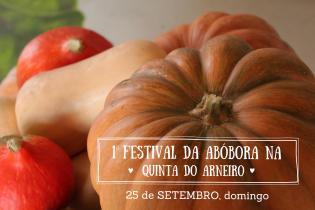 1º Festival Abóbora