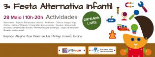 3ª Festa Alternativa Infantil