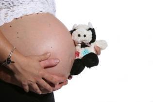 37ª semana gravidez - Está quase conhecer bebé
