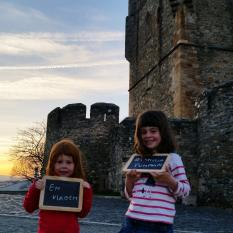 7º dia Viagem Familia Pumpkin - Vinhais Braganca