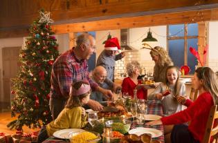 88% portugueses vai passar Natal família