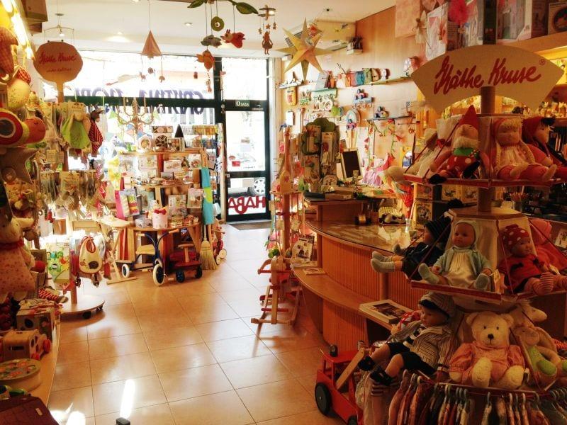 As melhores lojas de brinquedos: Cristina Síopa
