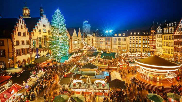 Mercado Natal Nuremberga