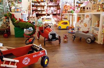 As melhores lojas de brinquedos: Nas Nuvens