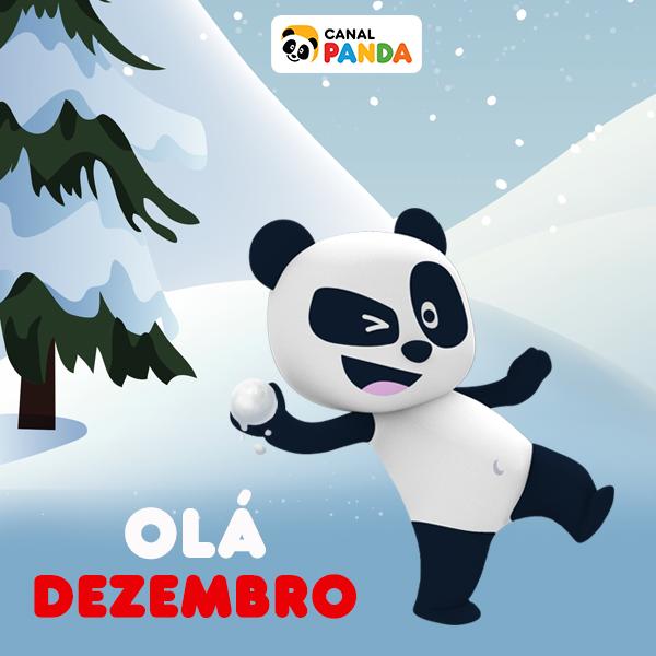 Programação de Natal Canal Panda