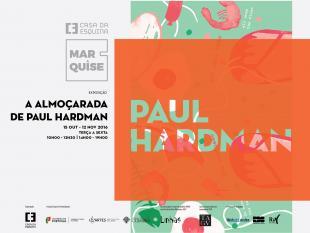 A Almoçarada Paul Hardman |Exposição ilustração