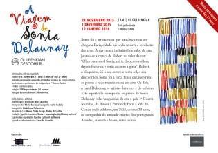 A viagem Sonia Delaunay